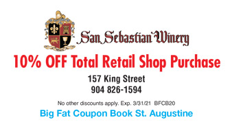 Fat St 2019 Book Shopping Augustine Big Coupon Coupons-to-go -