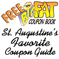 St. Augustine Coupons