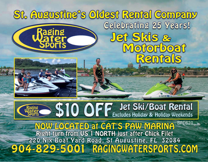 Raging Water Sports St  Augustine Coupon 2019